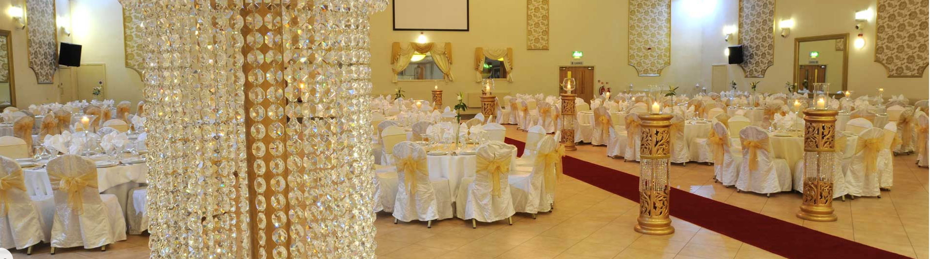 A La Carte Wedding Decorations